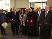 محافظ القاهرة يشهد افتتاح معرض دمياط للأثاث