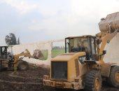 محافظ كفرالشيخ: إزالة 2139 حالة تعدى بمساحة 381 فدان على الأراضى الزراعية