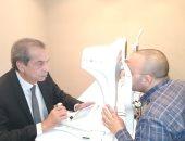 قبل تصحيح الإبصار.. دكتور أحمد الحريرى يوضح أهمية الفحص بجهاز Corvis ST