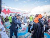 تحيا مصر: توزيع 85 طن من لحوم الأضاحى على الأسر الأكثر احتياجا فى 3 محافظات