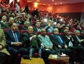 صور.. حزب حماة الوطن ينظم احتفالية العيد القومى الــ62 لبورسعيد