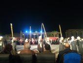 فيديو.. وزيرة الثقافة تشهد ختام مهرجان التحطيب وسط حشد جماهيرى بالأقصر