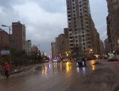 الأرصاد: انحصار الأمطار على السواحل الشمالية ونشاط الرياح يزيد إحساس البرودة