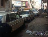 شكوى جماعية ضد موقف عشوائى لسيارات ملاكى بشارع الإنتاج فى الشرقية