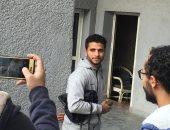 محمد محمود يعود للقاهرة بعد جراحة الصليبى ويظهر فى الأهلي غدًا