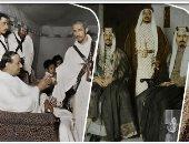 ملوك وأمراء السعودية أبناء الملك المؤسس بمراحل عمر مختلفة× 36 صورة نادرة