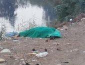 العثور على جثة سمكرى فى مياه بحر مويس بالشرقية