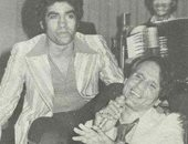 قبل زيارته فى المنام.. قصة صورة قديمة تجمع عبد الحليم حافظ وأحمد عدوية