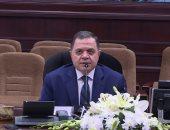 """شاهد رسالة وزير الداخلية لـ""""الخارجين عن القانون"""" فى تكريم ملازم وأمين شرطة"""