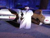 القبض على عاطل أثناء قيادته سيارة مبلغ بسرقتها فى التبين