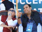 خالد لطيف يقدم تصورا شاملا لتطوير الكرة الشاطئية 5 يناير