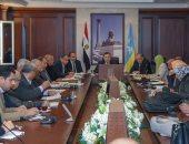 محافظ الإسكندرية يشدد على تسهيل إجراءات تقنين الأراضى أمام المواطنين