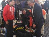 إحباط محاولة تهريب 507 آلاف قرص مخدر داخلة شاحنة تفاح بميناء نويبع