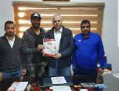 الإنتاج الحربى يمدد عقد عامر عامر لمدة موسمين