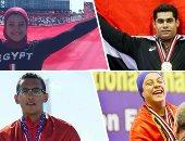 حصاد الألعاب الأخرى فى عام 2018.. ميداليات وألقاب وإنجازات