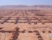 شاهد.. 206 مشروعات صغيرة بالمنطقة الصناعية غرب جرجا بسوهاج