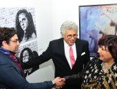 الفنان أحمد شبيطة يناقش معاناة الفتاة فى المعرض العام.. تعرف على التفاصيل