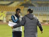 شيلونجو: الإسماعيلى سيواجه أحد أفضل فرق أفريقيا وأحلم بهدف