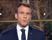 ماكرون: الجيش الفرنسى سيواصل قتال داعش فى بلاد الشام