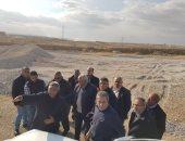 نائب وزير الإسكان يتفقد عدد من مشروعات مدينة القاهرة الجديدة