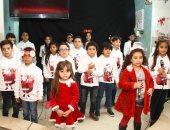 """الكنيسة الرسولية بشبرا تحتفل بالعام الجديد تحت شعار """"لى الحياة هى المسيح"""""""