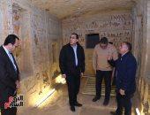 رئيس الوزراء يُوجّه بسرعة الانتهاء من ترميم هرم زوسر قبل نهاية يونيو