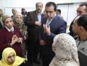 وزير التعليم العالى يؤكد أهمية تطوير أداء مستشفى قصر العينى لخدمة المواطنين