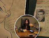 نظارته وبطاقته وقلمه.. اليوم السابع يكشف خفايا حياة إحسان عبد القدوس
