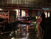 إصابة 4 أشخاص إثر عملية دهس فى بوتروب الألمانية