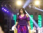 شاهد.. أول فيديو لفيفى عبده بعد عودتها للرقص فى ليلة رأس السنة