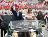 الهنود يتظاهرون لرفض زيارة رئيس البرازيل.. ومنظمات تتهمه بالعنصرية