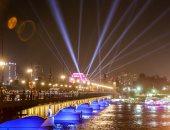 صورة اليوم.. المصريون يبدأون عامهم الجديد على كورنيش النيل