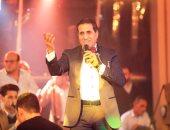 """بعد غنائه لمسلسل """"زلزال"""" وديو مع إيهاب توفيق..أحمد شيبة فى حفل بالزمالك..اليوم"""