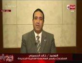 خالد الحسينى: نقل الحكومة والرئاسة والبرلمان للعاصمة الإدارية فى 2020