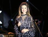 فيديو وصور.. جنات تتألق فى حفل رأس السنة بالقلعة لدعم السياحة
