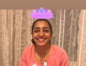 رنيم الوليلى تحتفل بعيد ميلادها رقم 30