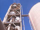البيئة تحكم السيطرة على انبعاثات شركة ميدكوم أسوان للأسمنت بمنظومة رصد جديدة
