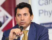 وزير الرياضة: الشباب عايز مدرب وطنى وننتظر مشروع اتحاد الكرة لعودة الجماهير