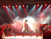 شاهد.. جورميت شودهارى يظهر مهاراته فى الرقص على طريقة مايكل جاكسون