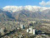 رائحة كريهة فى العاصمة الإيرانية طهران والسبب غير معروف