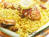 طريقة عمل الدجاج المشوى بالليمون مع الأرز لوجبة غنية بالبروتين