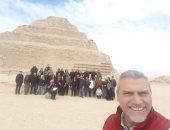 قراء يشاركون بصورهم من أماكن سياحية تفاعلا مع مبادرة الدفاع عن جمال مصر