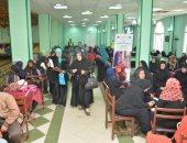 """أورنچ مصر ترعى قافلة طبية تحت شعار """"حق المرأة فى الإبصار""""  لإعادة الأمل لعيون سيدات صعيد مصر"""