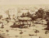 الفارق بين الصورتين 139 عاما.. شاهد حلوان زمان ودلوقتى