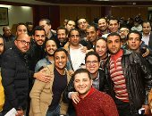 فوز  الزميل محمد مراد بأعلى الأصوات فى عضوية رابطة النقاد الرياضيين