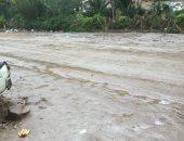 صور.. هطول أمطار غزيرة بالغربية ورفع حالة الطوارئ لشفط المياه