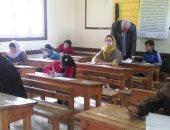 انتظام امتحانات الشهادتين الإعدادية والابتدائية الأزهرية بشمال سيناء