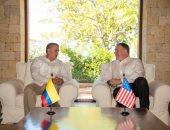 صور.. أمريكا وكولومبيا تتفقان على فرض عزلة دبلوماسية على فنزويلا