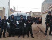 الشرطة التونسية تعتقل 4 أشخاص كانوا بصدد تنفيذ اعتداءات ضد قوات الأمن