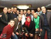 محمد مراد: هدفى إعادة قوة رابطة النقاد الرياضيين لسابق عهدها